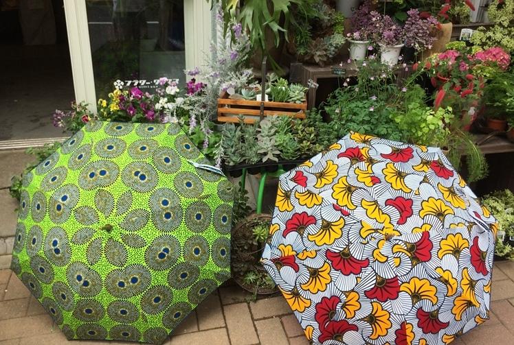 7/15sun-22sun『African textile 煌めく色との出会い2018-スカートお渡し会&展示販売会』