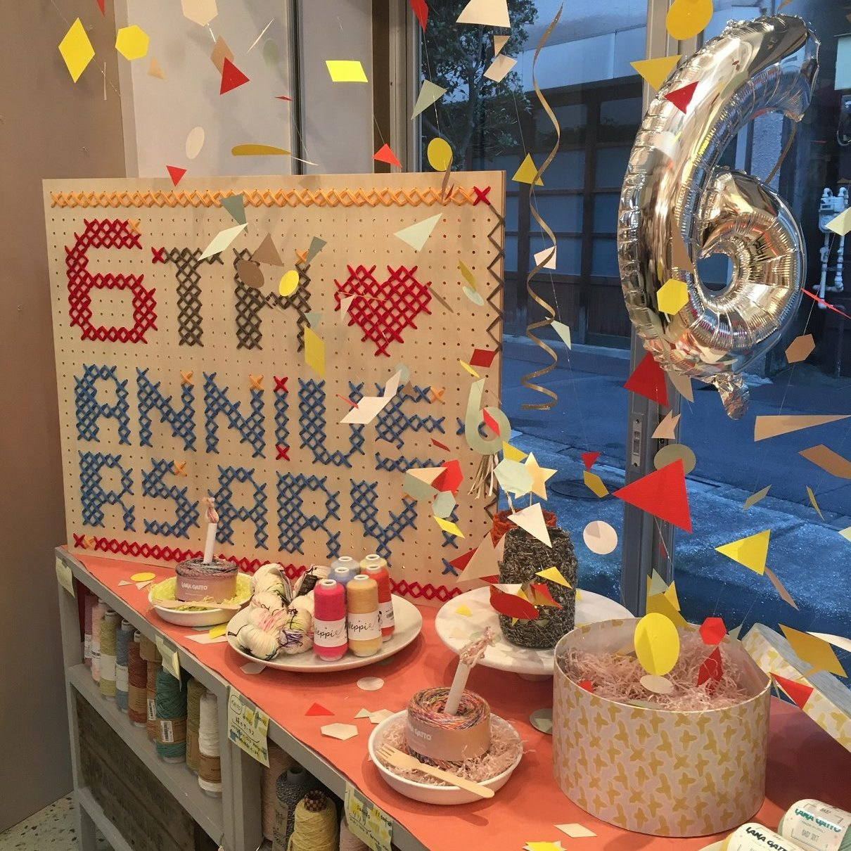 Keito 6周年!Anniversary Weekend