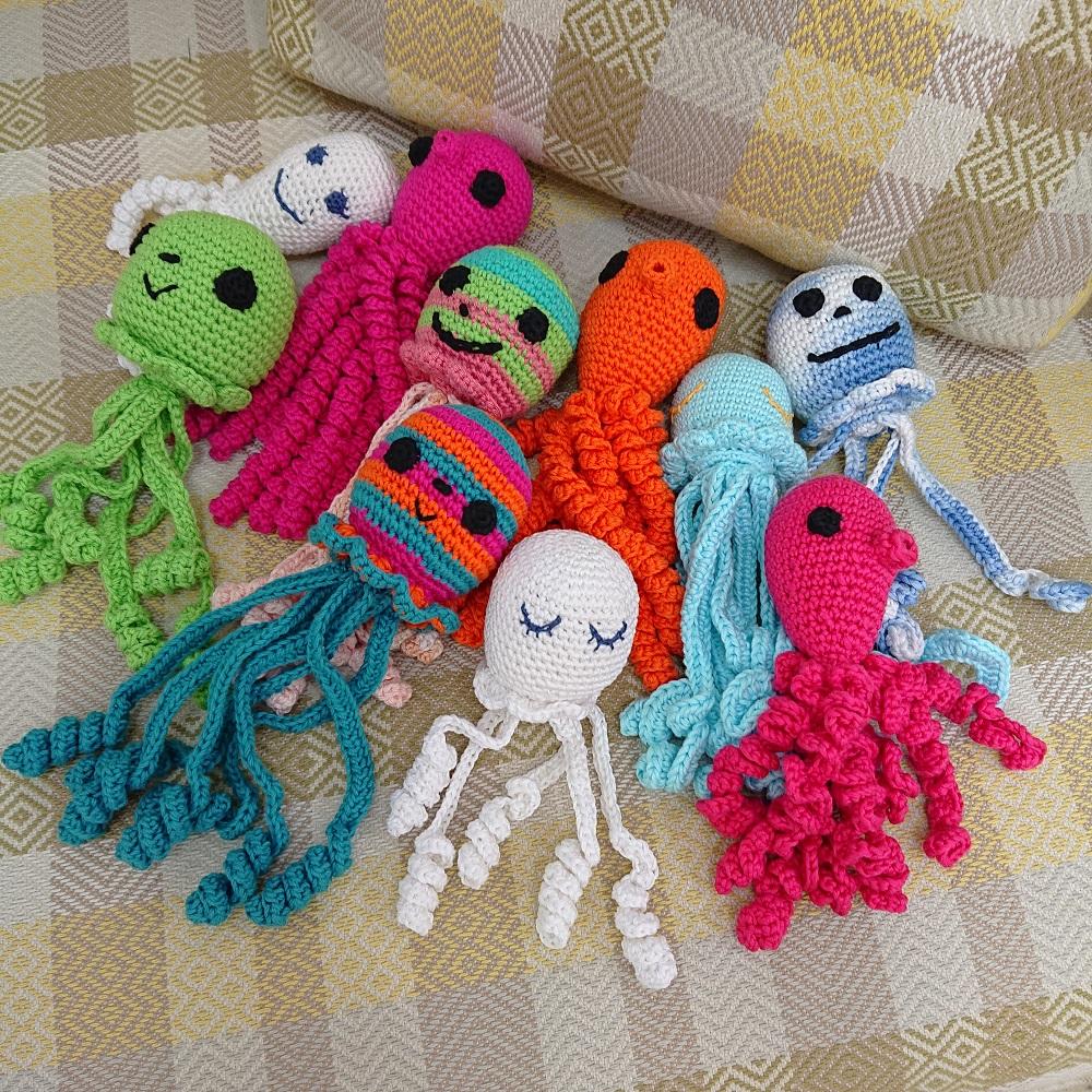 タコちゃんをありがとうございます-Octopus for Preemie JAPAN-