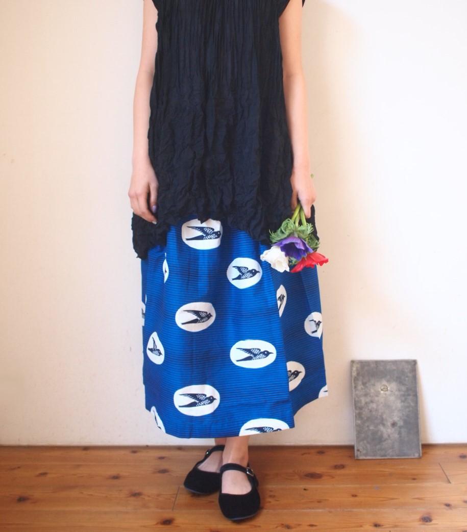 4/15Thu-18sun『African textile 煌めく色との出会い2021-ボトムオーダー会』