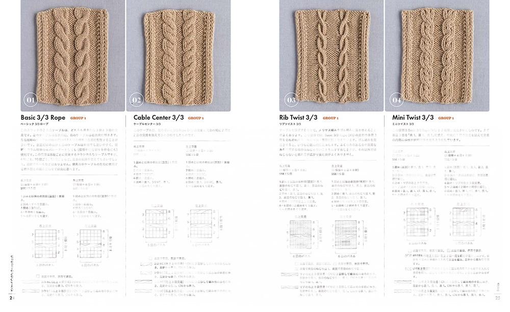 9/7Tue.-19Sun.「ノラ・ゴーンのケーブル編みソースブック」出版記念!